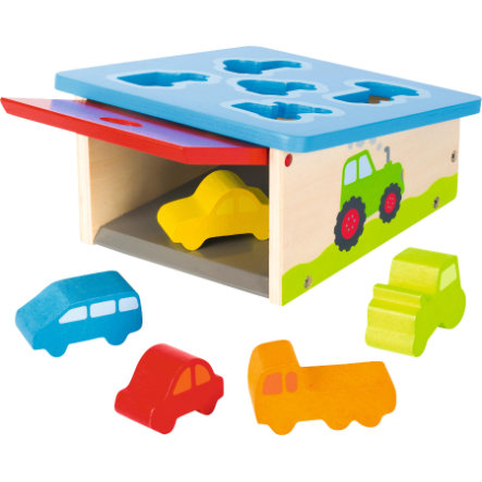 goki Sortbox Fahrzeuge