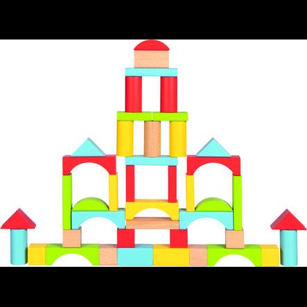 goki Briques de jeu enfant bois