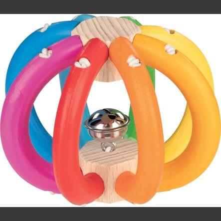 HEIMESS Greifling Elastik Regenbogenball
