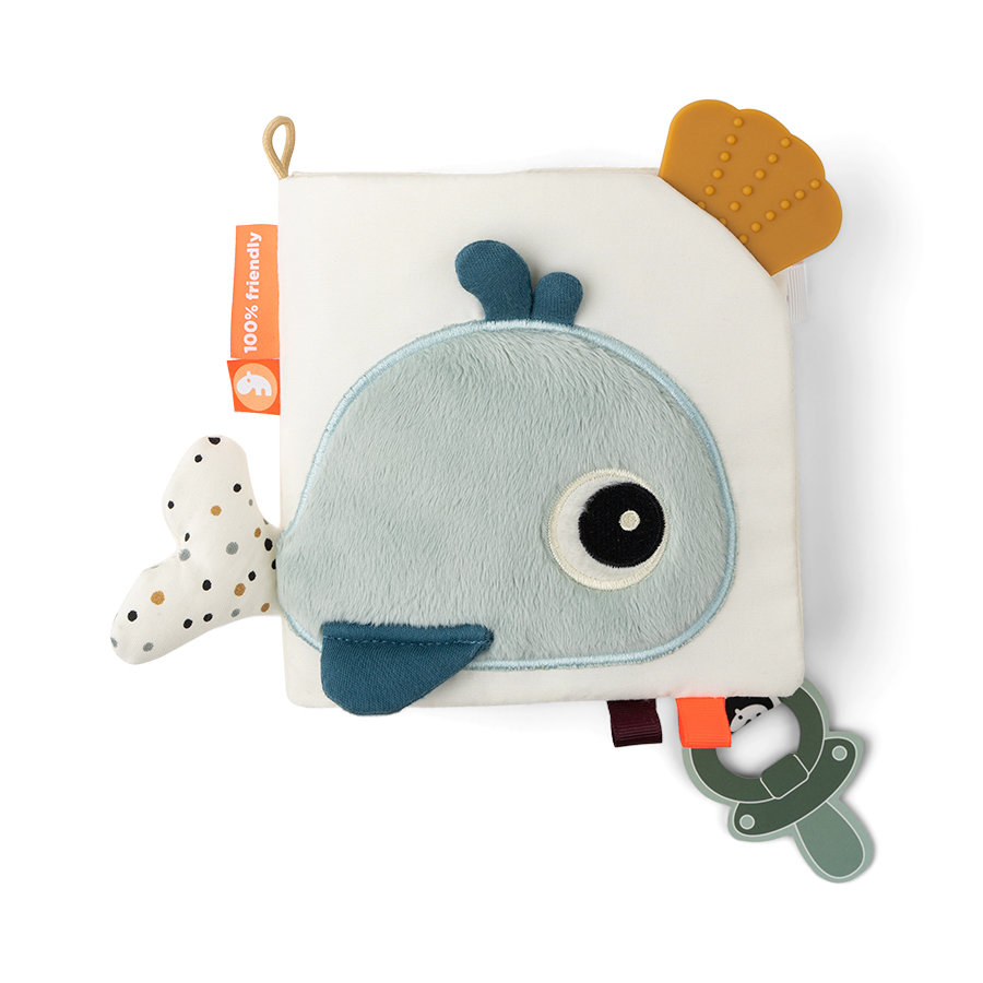 Done by Deer ™ Activity Book Sea friends Color Mix