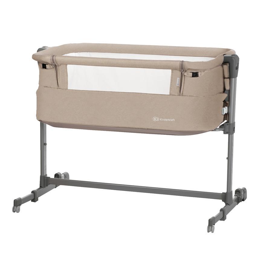 Kinderkraft přístavná postel Neste Up Beige