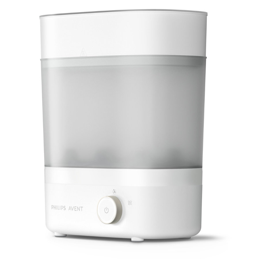 Philips Avent Stérilisateur vapeur pour biberons et égouttoir SCF293/00 Premium