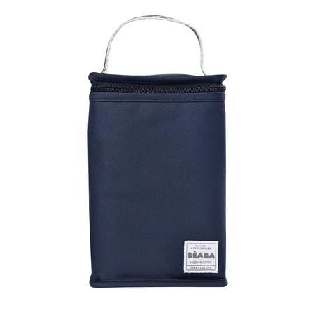 BEABA Eristetty laukku tummansininen raidallinen