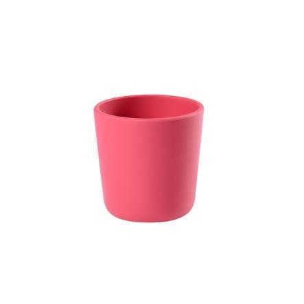 BEABA  Siliconen beker in roze