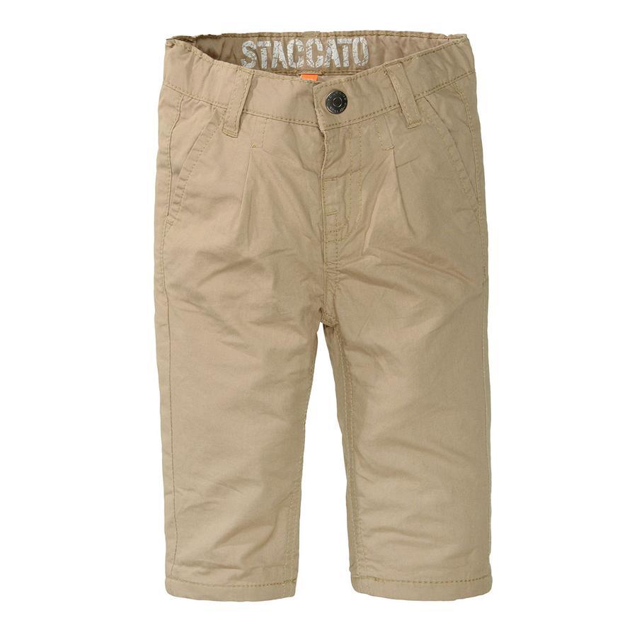 STACCATO  Thermische broek beige