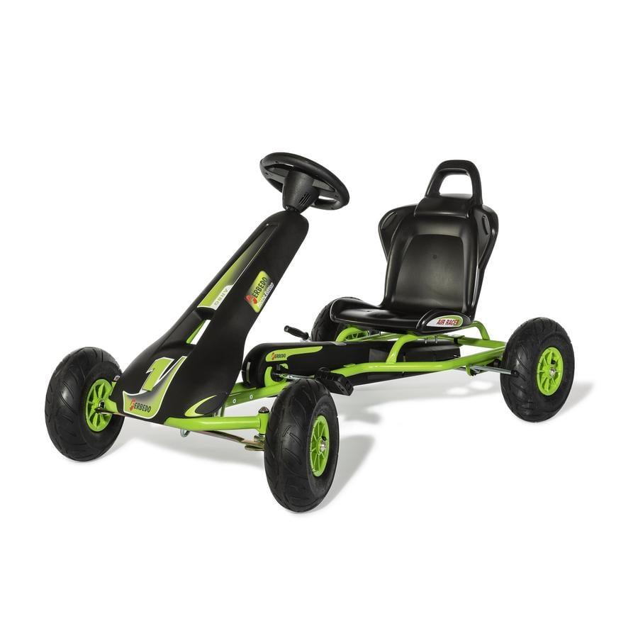 rolly®toys Ferbedo GoKart AR 8G schwarz/grün