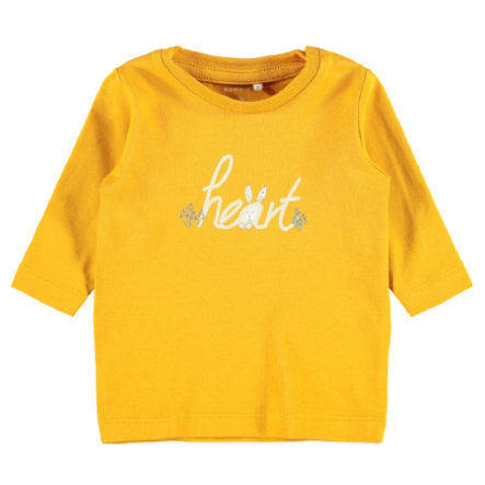 name it Overhemd met lange mouwen NBFTIKA Sun flower