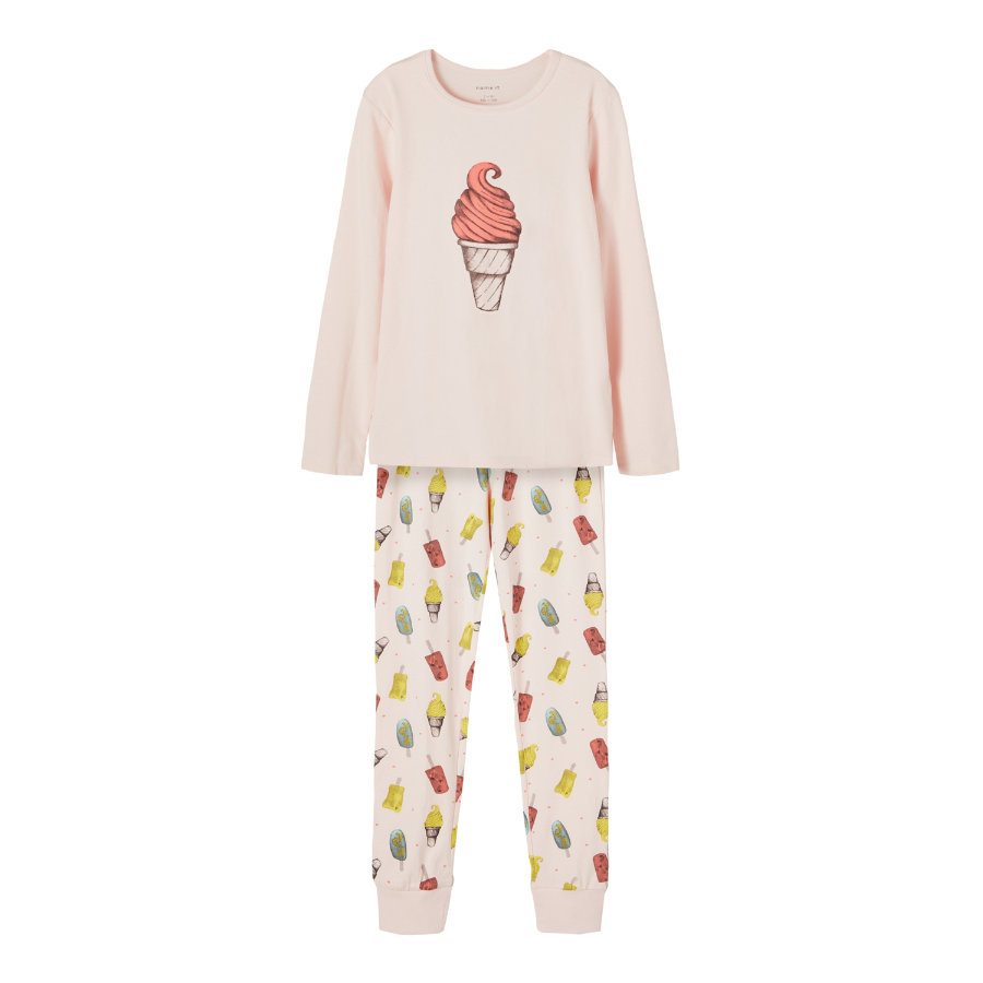 name it pyjama's 2-delig NKF NIGHT SET Potpourri