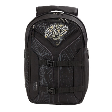 4YOU Flash RS Rucksack Boomerang Sport, 235-44 Silver Flowers
