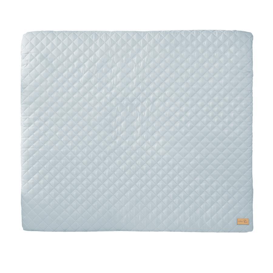 roba Matelas à langer soft Style bleu clair 85x75 cm