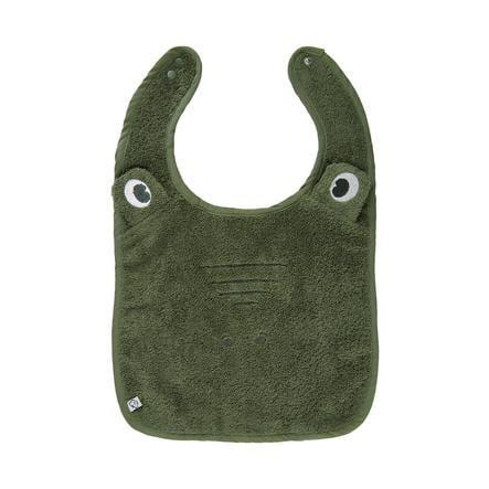 Pippi Frottee Śliniak Deep Lichen Green