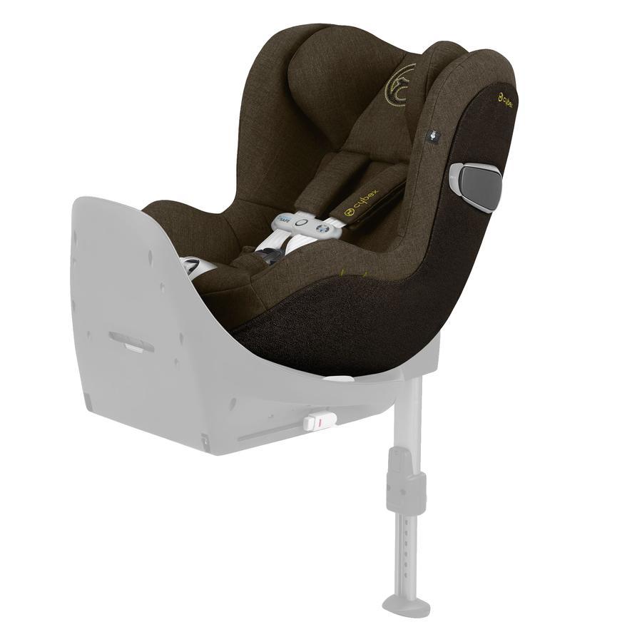 cybex PLATINUM Kindersitz Sirona Z i-Size Plus inklusive Sensorsafe Khaki Green