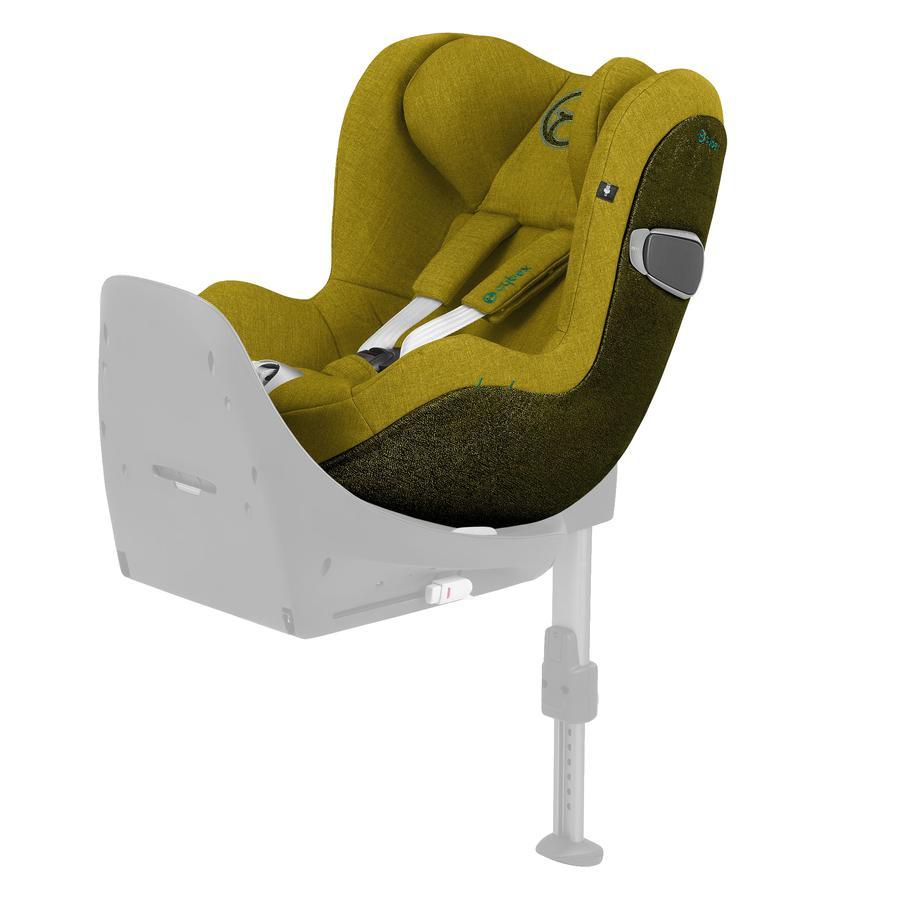 cybex PLATINUM Kindersitz Sirona Z i-Size Plus Mustard Yellow