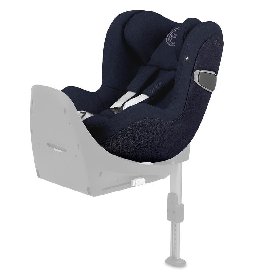 cybex PLATINUM Kindersitz Sirona Z i-Size Plus Nautical Blue