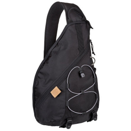 LÄSSIG Casual Sling Bag Black