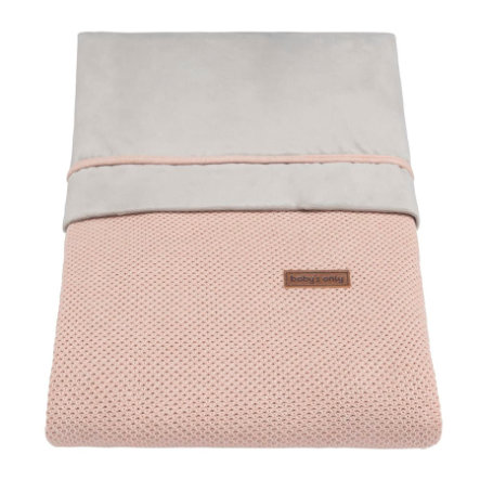 baby's only Bettbezug Classic blush 80x80 cm
