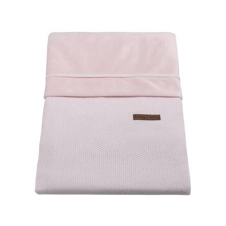 baby's only Bettbezug Classic klassisch rosa 100x135 cm