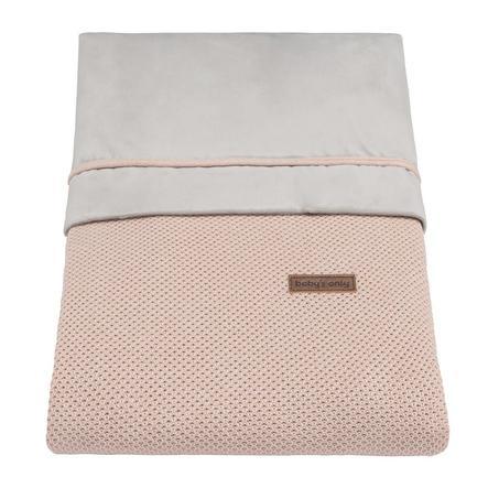 baby's only Bettbezug Classic blush 100x135 cm