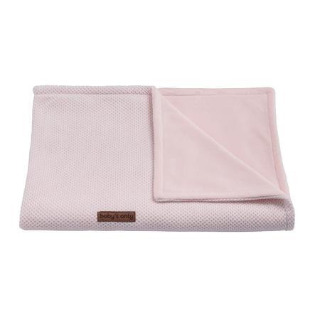 baby's only Kuscheldecke Classic klassisch rosa 70x95 cm