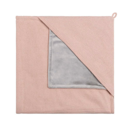 baby's only Kapuzendecke Classic blush 75x75 cm