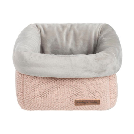 baby's only Cestino portaoggetti Class ic blush