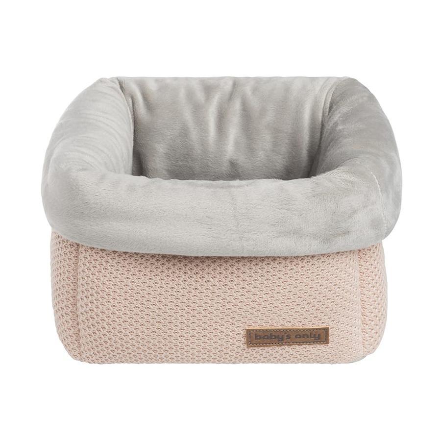 baby's only Cesta de almacenamiento Class ic blush
