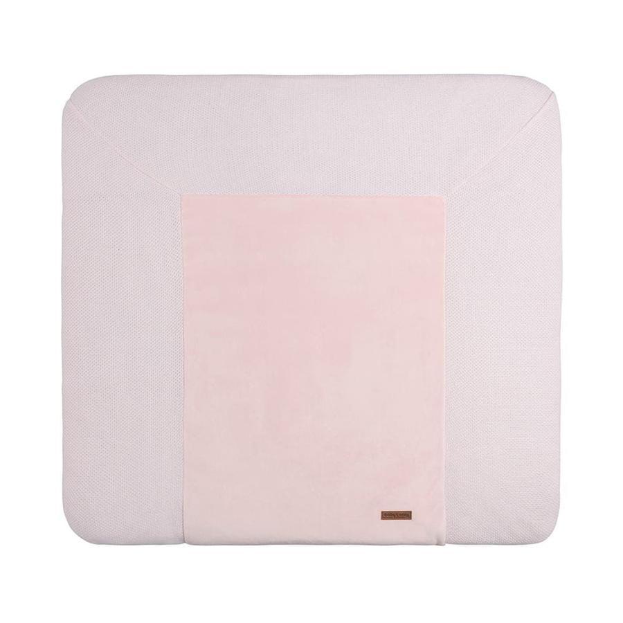 baby's only Wickelauflagenbezug Classic klassisch rosa 75x85 cm