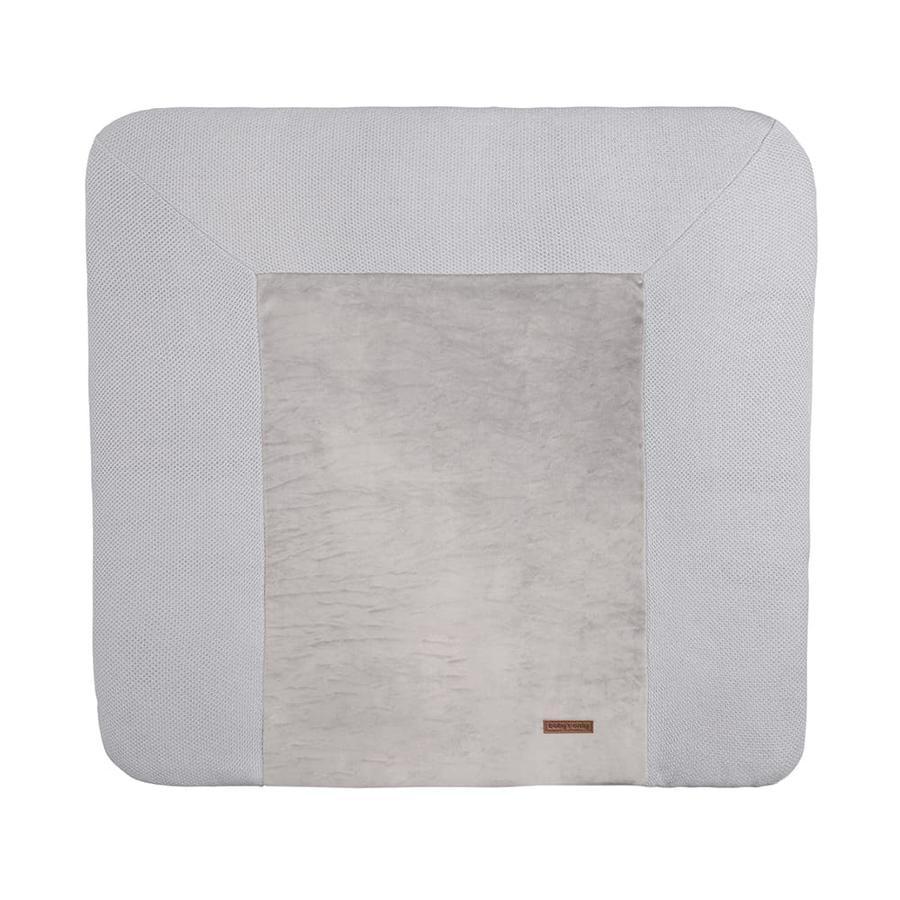 Baby's only pusleunderlag Klasse ic sølvgrå 75x95 cm
