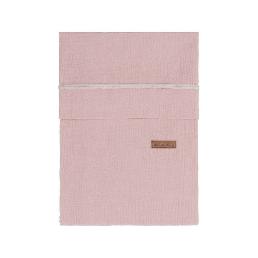 baby's only Bettbezug Breeze alt rosa 100x135 cm