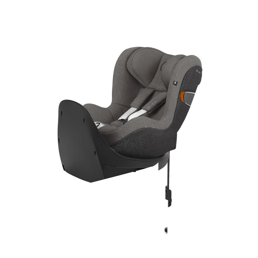 cybex PLATINUM Kindersitz Sirona Zi i-Size Plus Soho Grey
