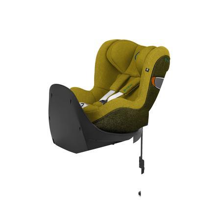 cybex PLATINUM Kindersitz Sirona Zi i-Size Plus Mustard Yellow