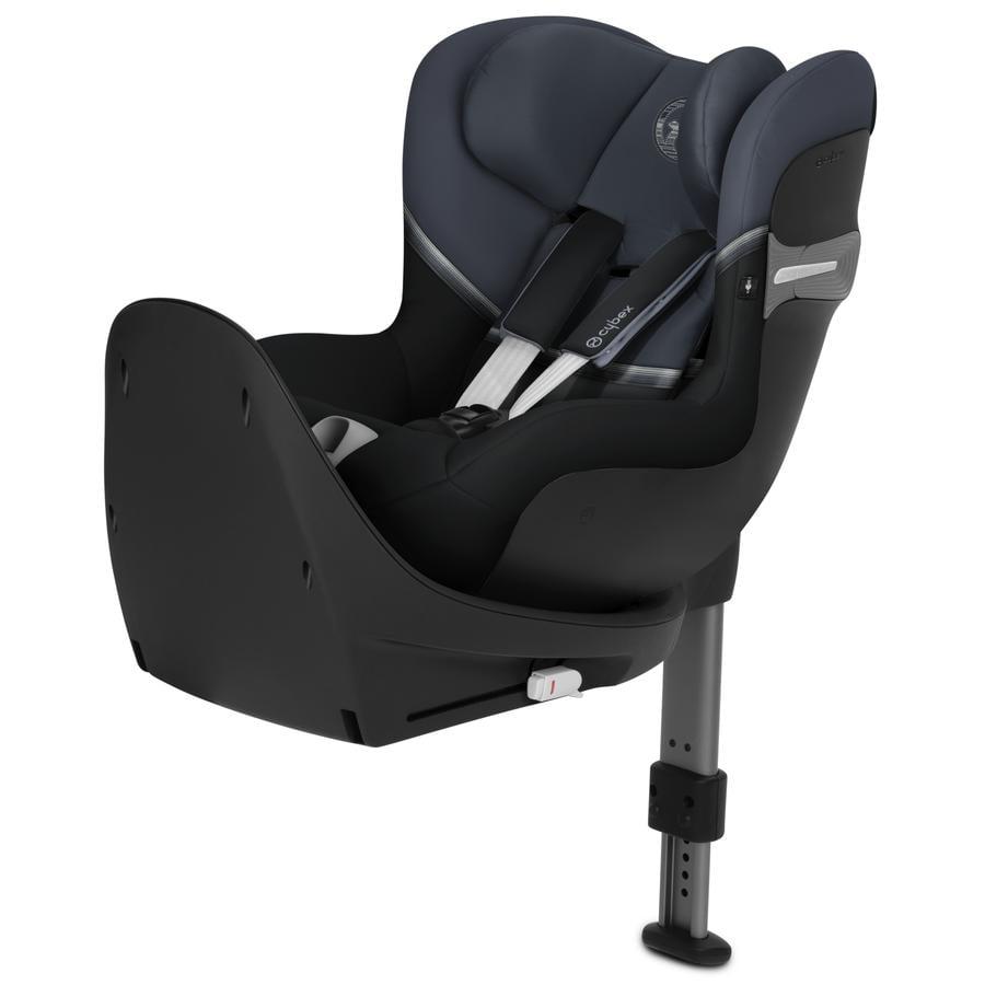cybex GOLD Kindersitz Sirona S i-Size Granite Black