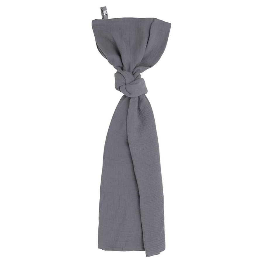 baby's only Swaddle Breeze anthracite 120x120 cm