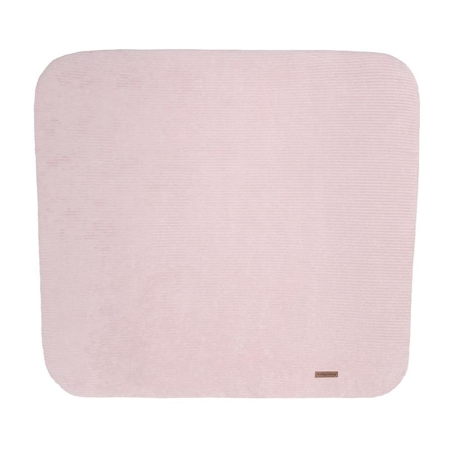 baby's only Wickelauflagenbezug Sense alt rosa 75x85 cm