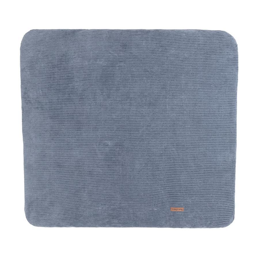 baby's only Wickelauflagenbezug Sense vintage blue 75x85 cm