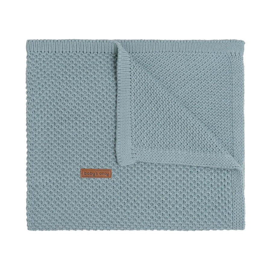 baby's only Babydecke Flavor stonegreen 70x95 cm