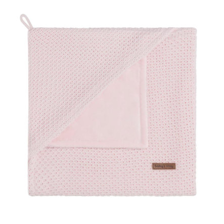 baby's only Dekbedovertrek Flavor classic roze 75x75 cm