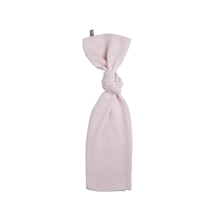 baby's only Mulltuch Swaddle klassisch rosa 120 x 120 cm