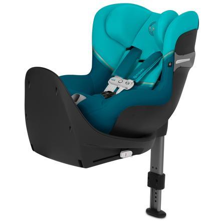 cybex GOLD Kindersitz Sirona S I-Size inklusive Sensorsafe River Blue