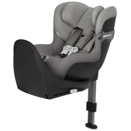 cybex GOLD Kindersitz Sirona S I-Size inklusive Sensorsafe Soho Grey