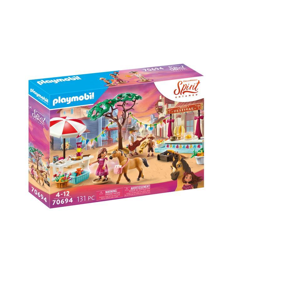 PLAYMOBIL® Miradero Festival 70694