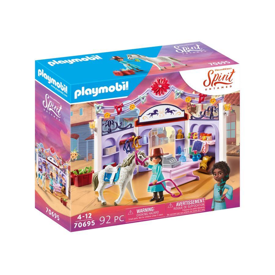PLAYMOBIL® Miradero Reitladen 70695