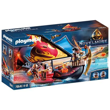 PLAYMOBIL® Novelmore Burnham Raiders Feuerschiff 70641