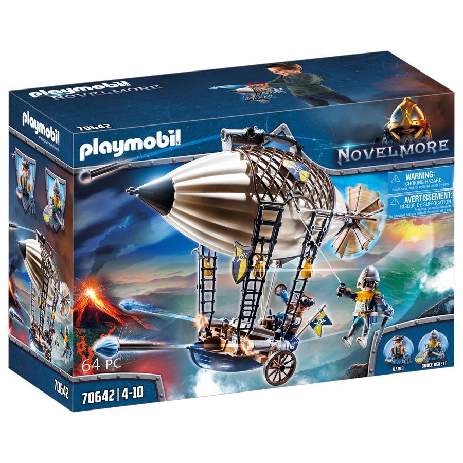 PLAYMOBIL® Novelmore Darios Zeppelin 70642