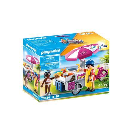 PLAYMOBIL® Family Fun Mobiler Crêpes-Verkauf 70614