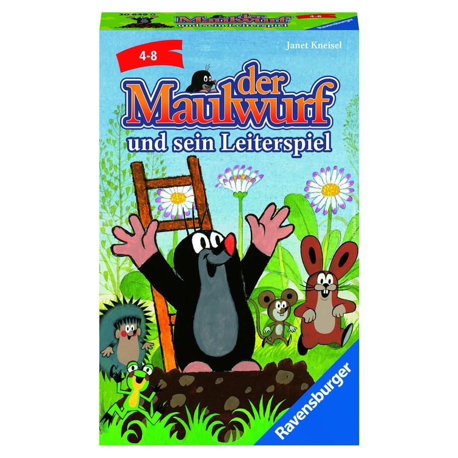 Ravensburger MW: El topo y su juego de escalera