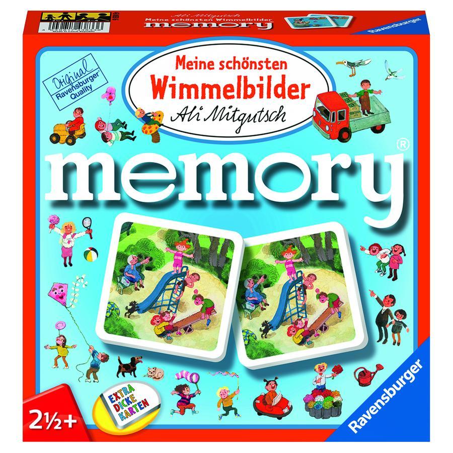 Ravensburger Mitt vackraste dolda objekt bilder minne