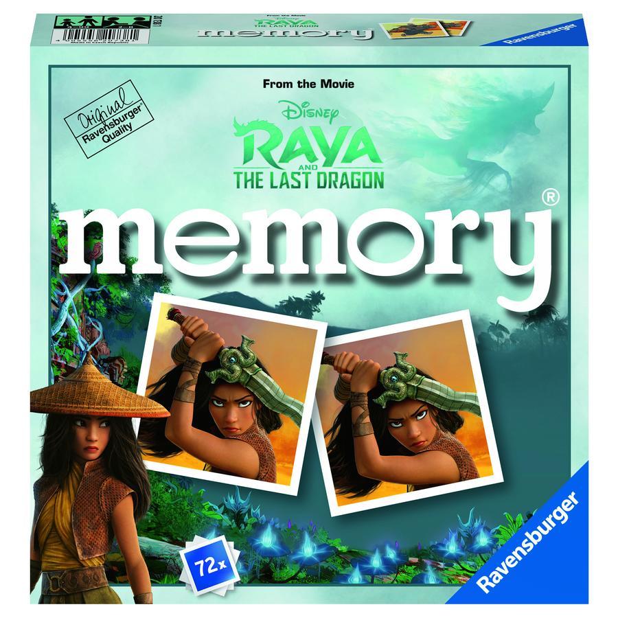 Ravensburger Disney Raya-minne