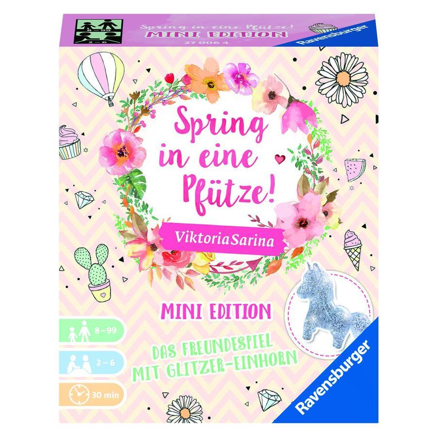 Ravensburger Spring in eine Pfütze - Das Spiel: Mini Edition