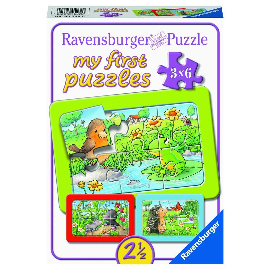 Ravensburger Piccoli animali da giardino